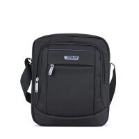 尼龙休闲包 10寸平板电脑包竖款牛津布单肩斜挎包韩版男包