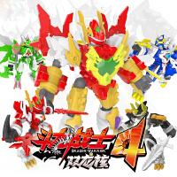 斗龙战士4玩具变形合体十二星龙星象斗龙铠甲兽圣斗神龙