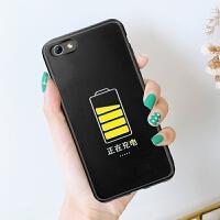 iphone6手机壳苹果6s套6A硅胶a1589创意萍果6s文字新款iPnone6s女