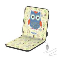 冬天毛绒暖脚宝插电热坐垫 加热坐垫 发热椅垫 办公室电热垫