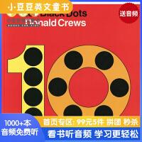 #英文原版 Ten Black Dots 十个黑点 吴敏兰书单 平装 [4-8岁]
