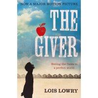 The Giver 英文原版 记忆传授人 纽伯瑞儿童文学奖 英国版