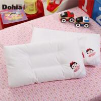 多喜爱樱桃小丸子系列枕头卡通枕芯儿童床品可水洗儿童枕