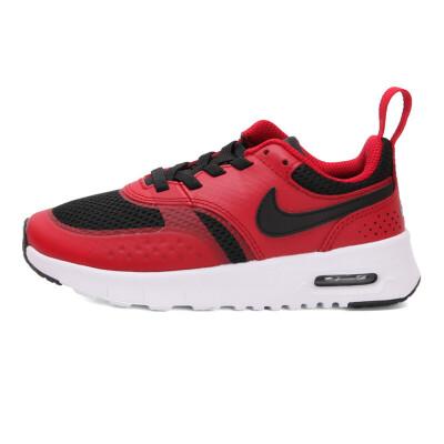 耐克Nike kids大童鞋新款男女童运动休闲鞋 917859-004 黑红气垫