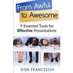 【预订】From Awful to Awesome: 9 Essential Tools for Effective