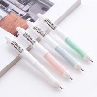 【3支包邮】晨光文具优品系列AGPH3801考试用按动中性笔签字笔子弹头0.5mm黑