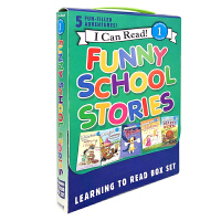Funny School Stories Learning to Read 5册盒装