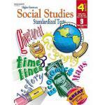 【预订】Steck-Vaughn Higher Scores on Social Studies Stand: Sta