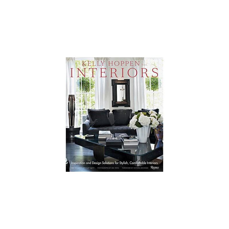 【预订】Kelly Hoppen Interiors: Inspiration and Design Solutions fo... 9780847835751 美国库房发货,通常付款后3-5周到货!