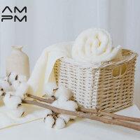 美特斯邦威AMPM阿克苏长绒棉纯棉毛巾抗菌系列抑菌防臭柔软吸水