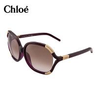 蔻依(Chloe)女士太阳镜 时尚大框板材装饰修脸大框眼镜 女款遮阳镜CE618SA