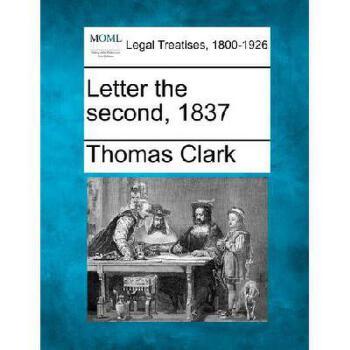 【预订】Letter the Second, 1837 美国库房发货,通常付款后3-5周到货!