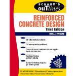 【预订】Schaum's Outline of Reinforced Concrete Design