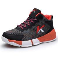 男童鞋子儿童篮球鞋运动鞋中大童秋季透气网面秋季小学生男孩