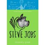 Steve Jobs: Insanely Great 史蒂夫・乔布斯传:我可以改变世界(漫画版) 英文原版 精装 20