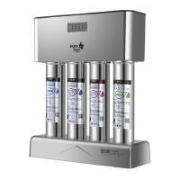 海尔净水器家用厨房直饮机厨下式超滤水龙头自来水过滤器净水机G5