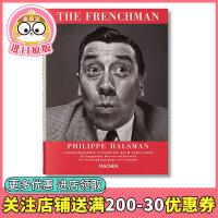 Philippe Halsman菲利普哈尔斯曼摄影集 The Frenchman法国人
