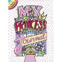 【预订】My Princess Mini-Journal