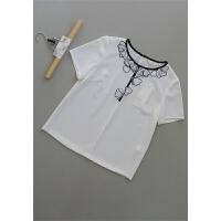 拉[13-300]专柜品牌898正品新款女士打底衫女装雪纺衫0.13KG
