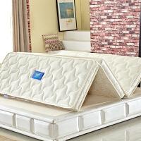 椰棕床垫环保棕垫1米0.9米学生宿舍棕榈硬棕垫榻榻米折叠定做