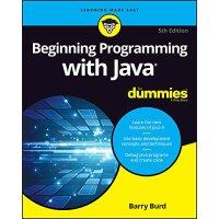【预订】Beginning Programming with Java for Dummies, 5th Edition