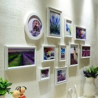 客厅卧室沙发照片墙 欧式相片相框墙儿童温馨相片墙 创意相框组合 其他长方形尺寸 拼套 其他类型