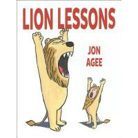 【预订】Lion Lessons