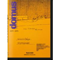 现货塔森出版DOMUS杂志:20世纪70年代 英文原版DOMUS 1970s艺术产品设计图书 20世纪70年代工业 室内