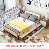 儿童成套家具儿童房家具组合套装儿童床女孩公主床卧室套房o4f
