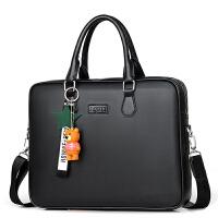 联想笔记本电脑包女手提时尚韩版14寸 可爱 黑色 品牌通用款