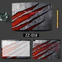 神舟笔记本贴膜15.6寸战神Z7-KP7 GC/EC Z7M-KP7 GC/SC电脑贴纸毁灭者KP2