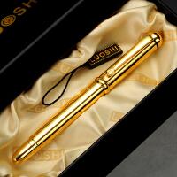 钢笔商务办公练字钢笔男女生日*品套装练字铱金笔学生用正姿