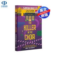 英文原版 唱诗班里的杀手 The Killer in the Choir (Fethering Village Myst
