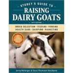 【预订】Storey's Guide to Raising Dairy Goats, 5th Edition: Bre