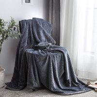 加厚毛毯双层珊瑚绒毯子女冬季保暖午睡单人学生宿舍法兰绒被子
