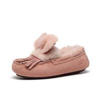 【现货】】香港直邮UGG2018冬季新款女士单鞋精灵毛单鞋1100551
