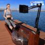 美国HARISON 汉臣划船机 商用智能水阻划船器 家用划桨机 赛艇划艇机 健身器材 DI DISCOVER W1