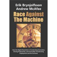 【预订】Race Against the Machine: How the Digital Revolution Is