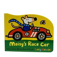 进口原版Maisy's Race Car : A Go with Maisy Board