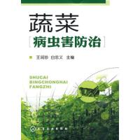 【二手旧书九成新】蔬菜病虫害防治 王润珍,白忠义 化学工业出版社