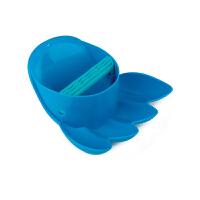Hape原力挖沙爪 蓝色1-6岁沙滩玩具儿童玩具运动户外玩具