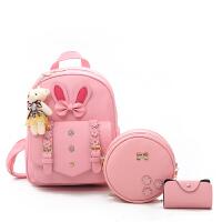 双肩包女新款潮小学生儿童旅行背包书包幼儿园女孩包包可爱萌