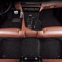 汽车丝圈脚垫单片主驾驶单层驾驶座位单个司机前排吸水地毯式