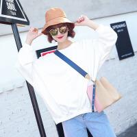 代代花枳秋季女士包包撞色水桶包2017新款潮韩版时尚斜挎包百搭休闲手提包小包