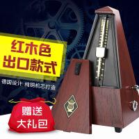 ?节拍器钢琴古筝吉他小提琴乐器机械节奏精准