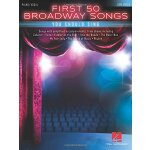 【预订】First 50 Broadway Songs You Should Sing: Low Voice 9781