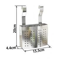 厨房置物架壁挂式不锈钢微波炉架烤箱多层调料储物架子用品收纳架