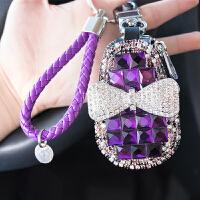 通用款汽车钥匙包 女式卡通韩国可爱创意汽车钥匙套车用钥匙包扣