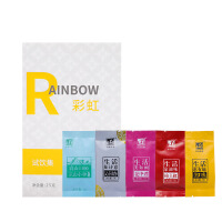 元正彩虹试饮集高端正山小种5款组合装红茶茶叶50g