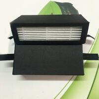 太阳能车载空气净化器滤网空气净化器滤芯除雾霾甲醛 红色